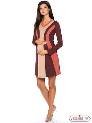vestidos para embarazadas de dia