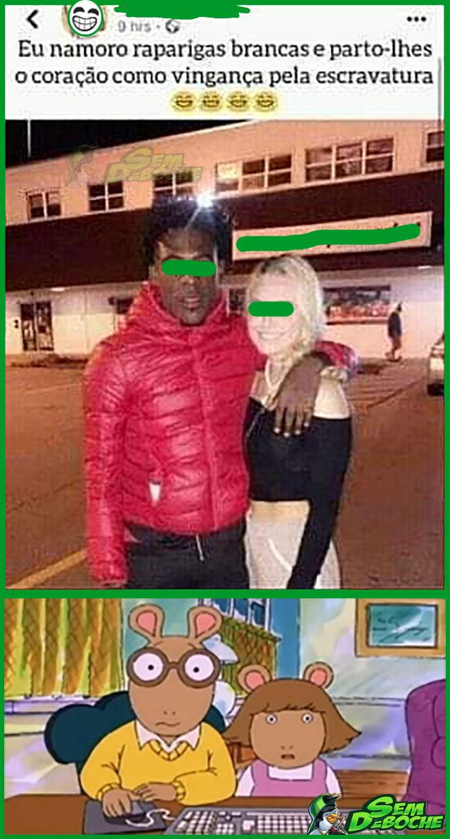 VINGANÇA RACIAL