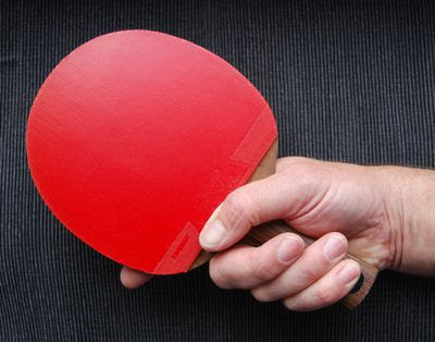 Cara Memegang Bet Seemiller Grip Tenis Meja