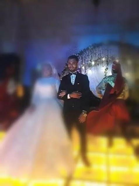 مصرع عروسين بعد 3 أيام من زفافهما بعزبة راغب بالمحلة الكبرى