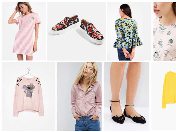 Wishlist | Favourite Things (On Clothes)