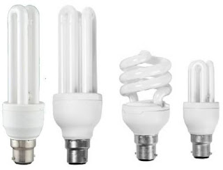 CFL Full Form :  Fluorescent lamps