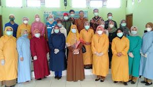 Desa Muktiwari Lakukan Vaksinasi Tahap ke 2