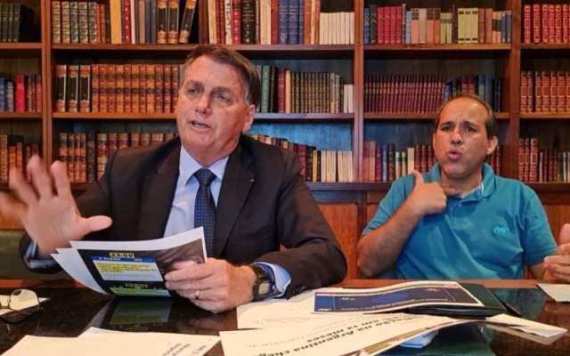 FRAUDE ELEITORAL: BOLSONARO ASSUME NÃO TER PROVAS