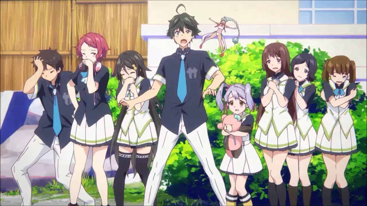 Musaign no Phantom World