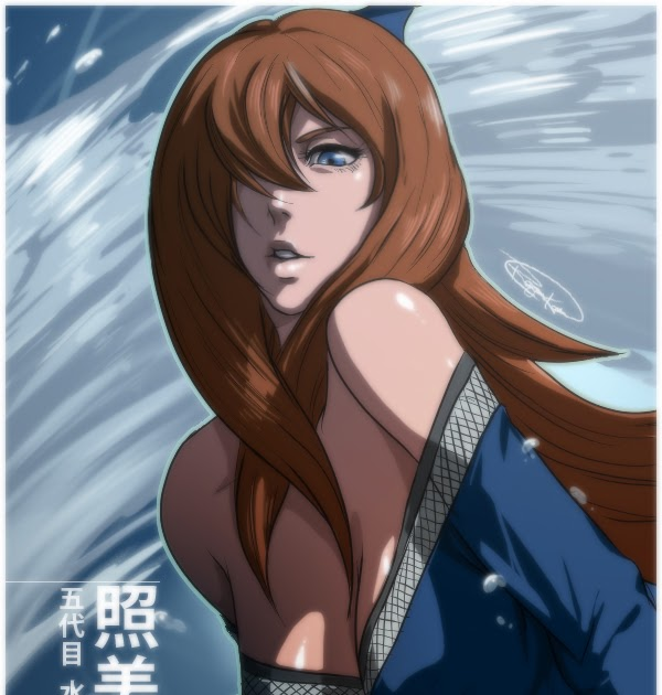 Naruto Shippuden - Terumī Mei.Godaime Mizukage (Part 5)