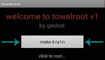 تحميل تطبيق تول روت Towel Root