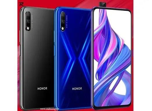 سعر و مواصفات Honor 9X-مميزات وعيوب هونر 9X