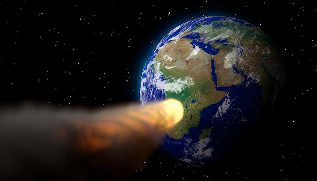 Asteroide de até 220 metros de largura chega na Terra no próximo sábado, 24