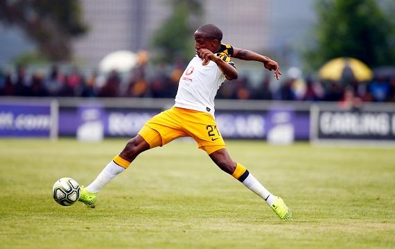 Kaizer Chiefs player Lebogang Manyama
