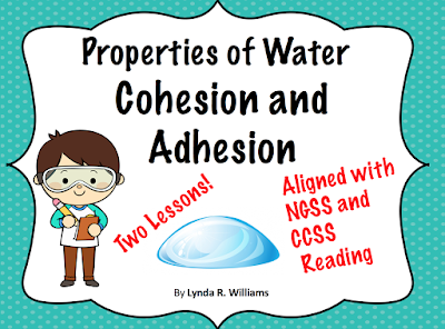 https://www.teacherspayteachers.com/Product/Properties-of-Water-Cohesion-and-Adhesion-5-E-Lessons-2915095