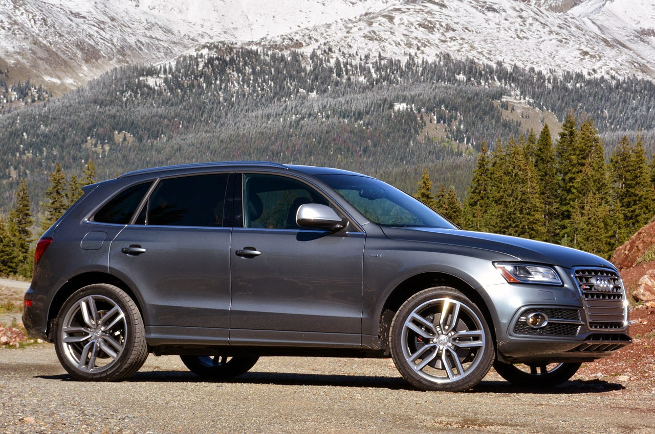 AUDI Q5 MOTORING: 2015 AUDI Q5 / SQ5 Price / Order guide ...