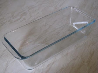 pyrex glass loaf pan