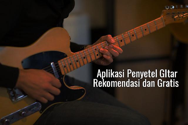 Penyetel Gitar