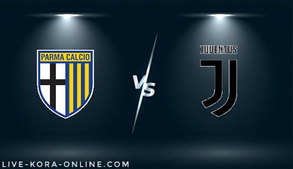 نتيجة مباراة يوفنتوس وبارمااليوم بتاريخ 21-04-2021 في الدوري الايطالي