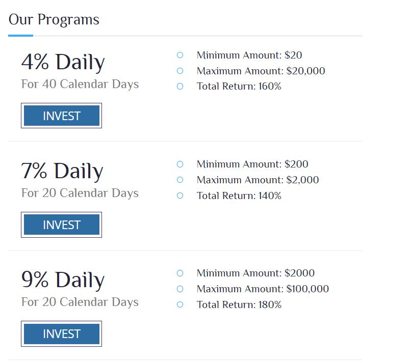 Инвестиционные планы OxBit