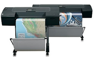 HP DesignJet Z2100 24 Inch pilote