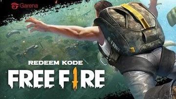 Kode Redeem Free Fire Terbaru 2020
