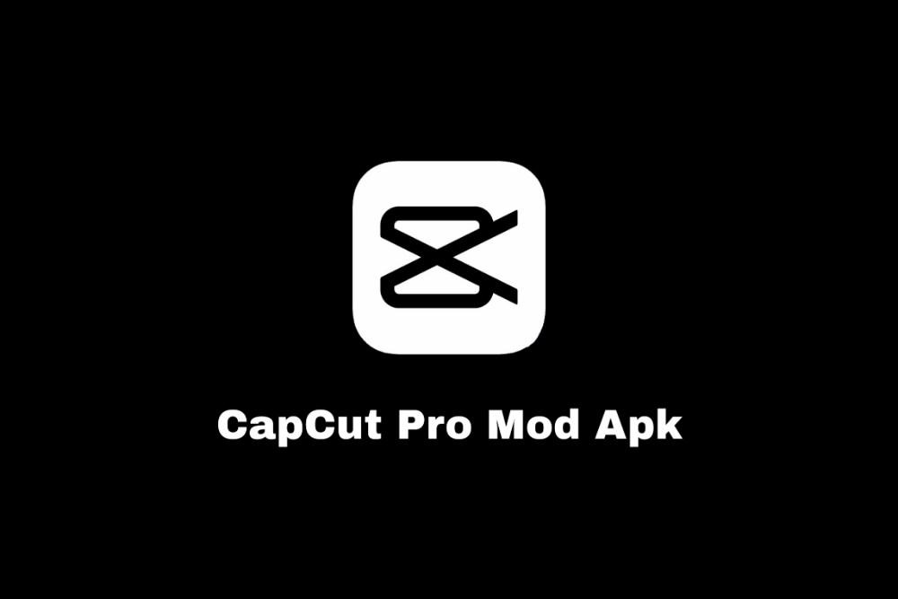 Gambar logo CapCut Pro Mod Apk