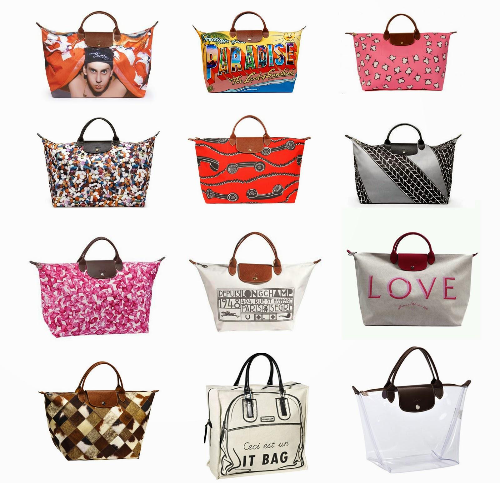 Longchamps Bolsas
