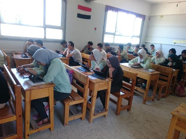 التعليم.. تداول امتحان اللغة العربية للثانوية العامة على تليجرام ومحاسبة المتسبب