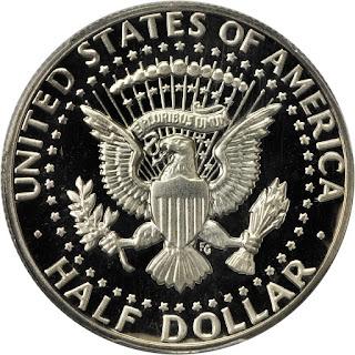1977 Half Dollar