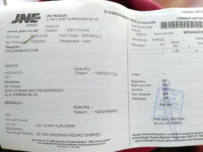 Jual SOC HCS di Bengkulu
