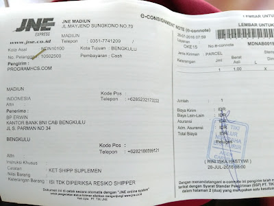 SOC HCS Bengkulu