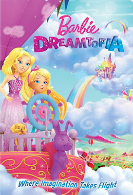 Barbie Dreamtopia Festival of Fun 2017 DVD R1 NTSC Latino