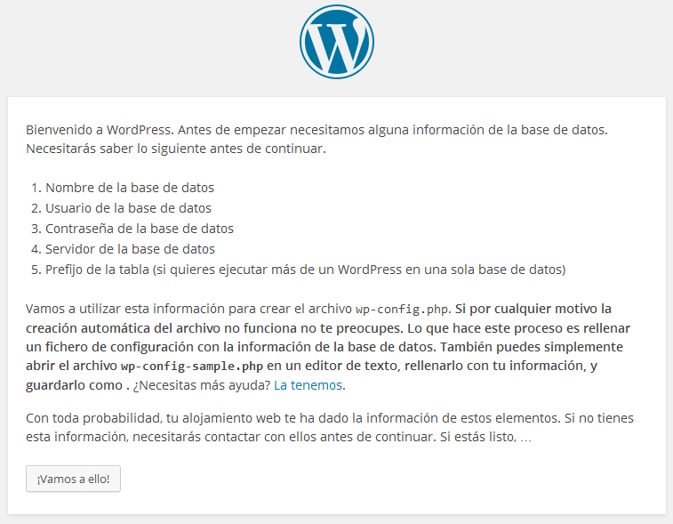 instalar-wordpress-español