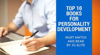 10 Books on Personality Development