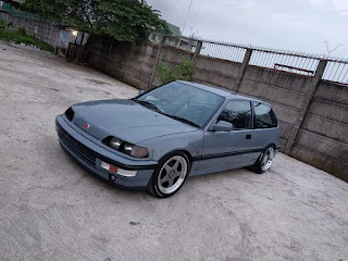 Dijual Civic Nouva 1990 Kondisi cuwakepp maksimal...