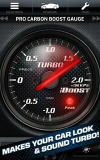 a IBoost APK Turbo your Car Free Download latest For Android Apps