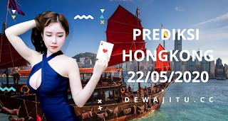 Prediksi HK Jumat 22 Mei 2020