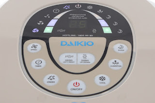 Daikio DK-2500B
