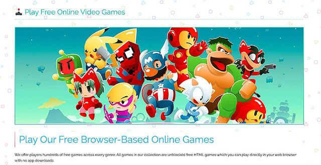 play free video games online