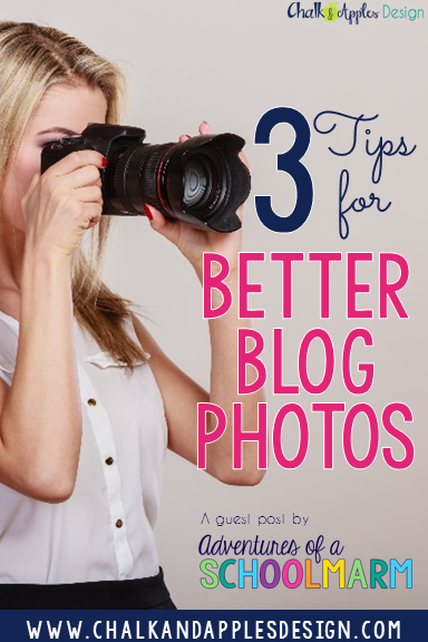Tips for taking better blog photos whether you use a DSLR, a pocket camera, or a smartphone camera