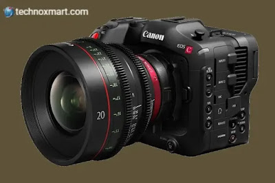 Canon EOS C70 Launched With CMOS DGO Sensor, RF Lens Mount, Mount Adapter EF EOS R 0.71x Also Spotted