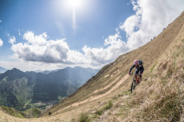 mountainbike tour gardasee genial outstanding must do mtb bikebergsteigen cima D'oro