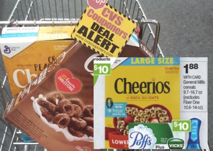 cheap cereal at cvs