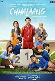 Chalaang Best hindi movies On amazon