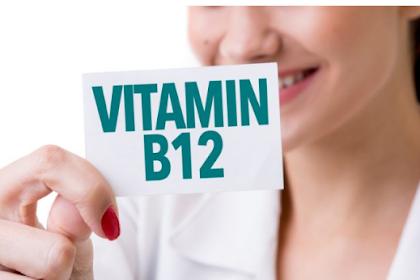 Daftar Manfaat Vitamin B 12 Untuk Kesehatan