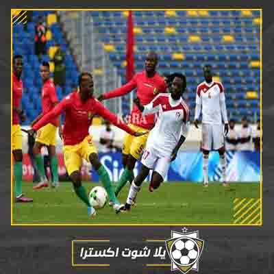 مشاهدة مباراة السودان وتشاد