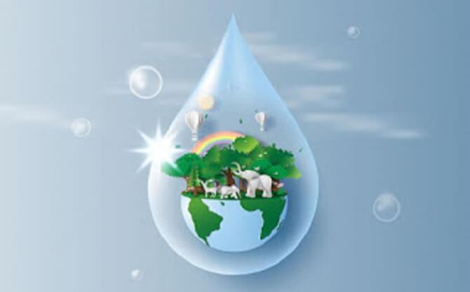 كيفية المحافظة على الماء