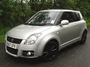 Swift manual 2007 silver