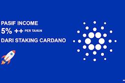 Cara Staking Koin Cardano dengan Walet Yoroi