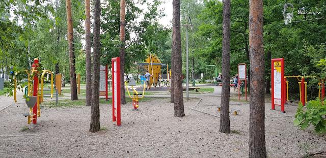 Plac zabaw dla dzieci warszawa
