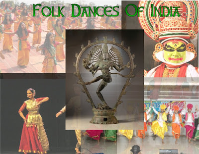 Folk and Classical Dances of India