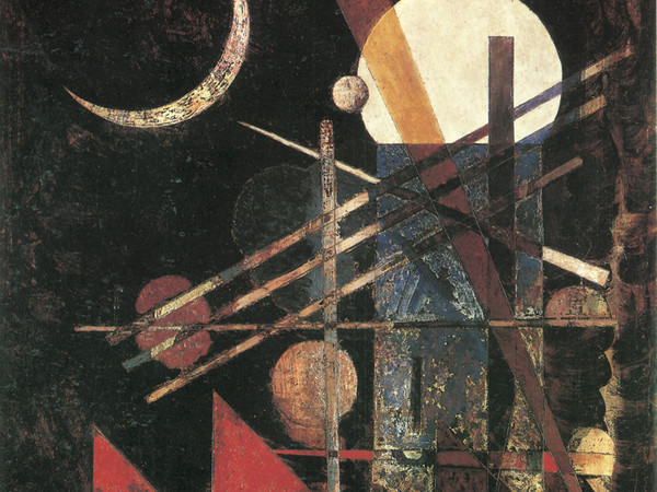Quadro astratto Kandinsky, Sichel
