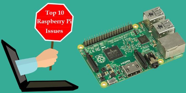 10 Masalah Paling Umum saat menggunakan Raspberry Pi dan Solusinya